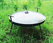Мангал-сковорода 50 см ДекоДім (SH-PA-02)