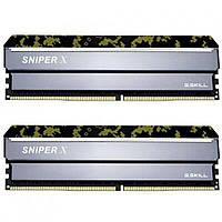 Модуль памяти для компьютера DDR4 16GB (2x8GB) 3000 MHz Sniper X G.Skill (F4-3000C16D-16GSXKB), фото 1