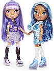 Кукла пупси слайм сюрприз Фиолетовая или Голубая Леди Poopsie Rainbow Surprise, фото 3