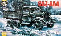 Советский автомобиль ГАЗ-ААА