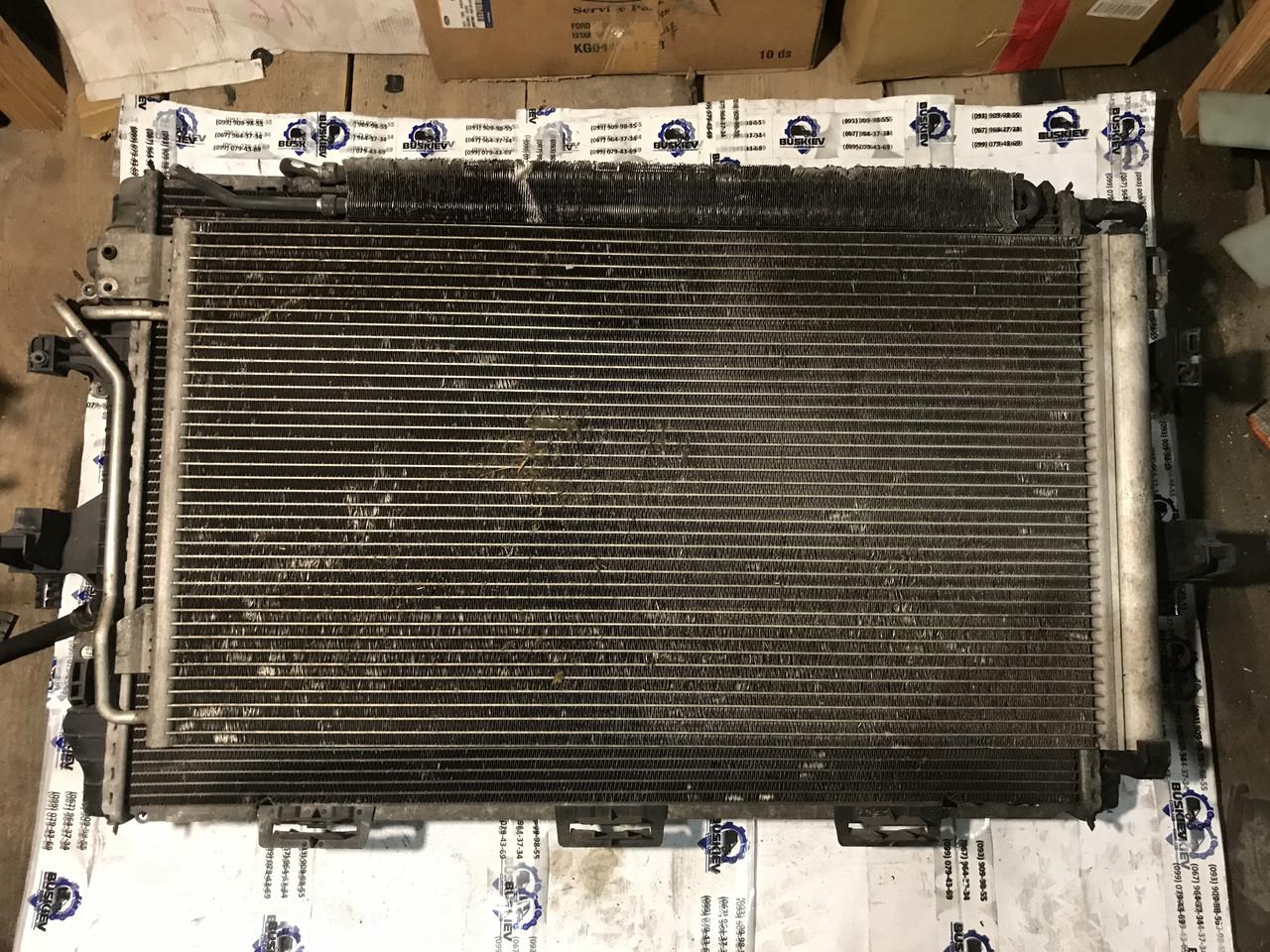Радиатор кондиционера Volkswagen Transporter T5 с 2003- год 7H0121253J 7H0422847A 7H0820411D