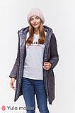 Зимнее теплое пальто для беременных Angie OW-49.034 (Размер S, М, L, XL), фото 2