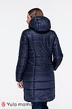 Зимнее теплое пальто для беременных  Mariet OW-49.042 (Размер М, L), фото 5