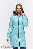 Зимнее двухстороннее пальто для беременных   Kristin OW-49.011 ( Размеры; S), фото 6