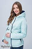 Демисезонная двухсторонняя куртка для беременных Floyd OW-38.012, фото 5
