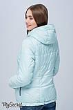 Демисезонная двухсторонняя куртка для беременных Floyd OW-38.012, фото 7