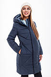 Зимнее теплое пальто для беременных Angie OW-49.031 (Размер S, L, XL), фото 3
