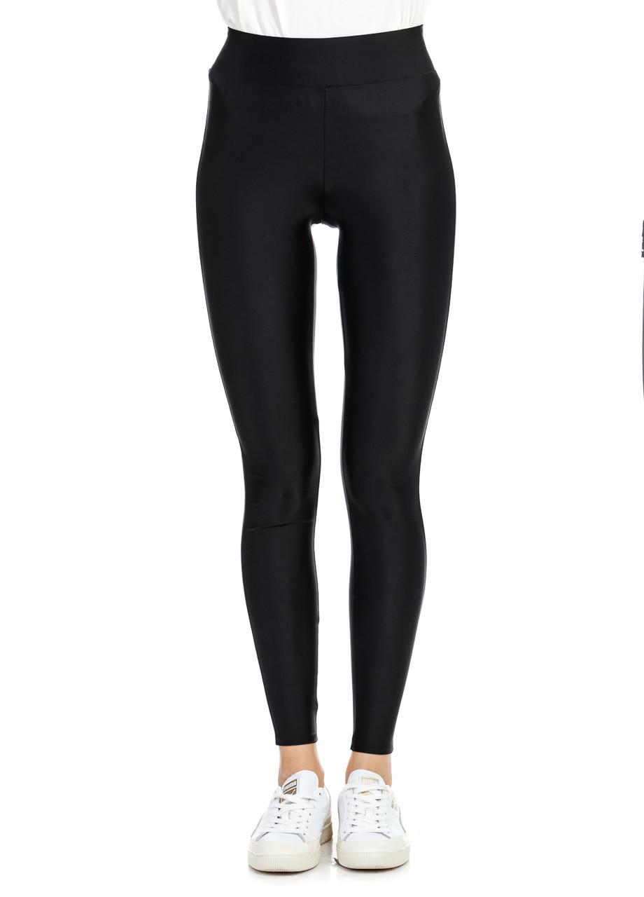 Брюки женские Fit fashion черного цвета