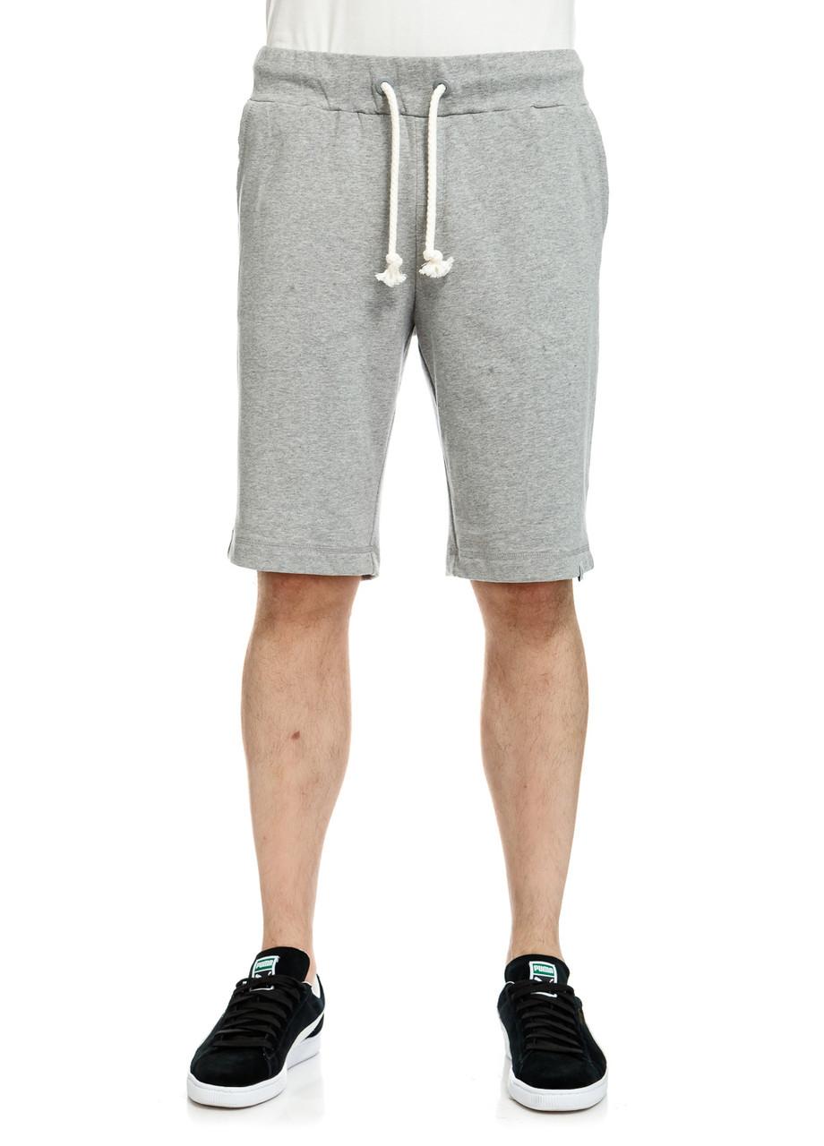 Шорты мужские Ricky shorts светло-серого цвета