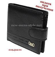 Мужской фирменный кожаный кошелек портмоне гаманець Devis HL NEW 2, фото 1
