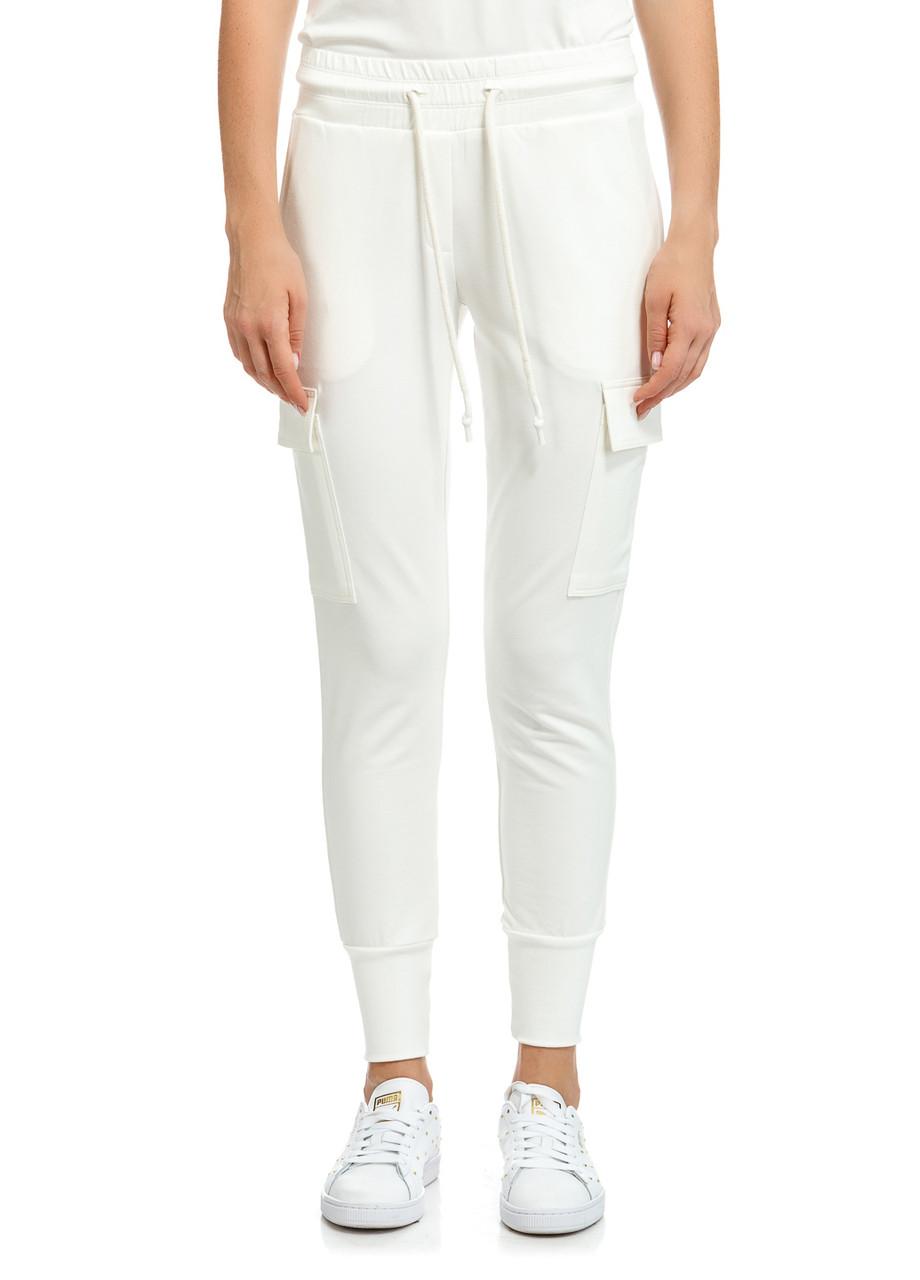 Брюки женские Tamiya pants молочного цвета