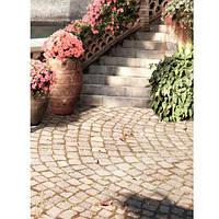 Декор Golden Tile Troyanda Sorrento №6 60Б361 250х330 мм N60234632
