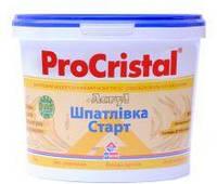 Шпатлевка ProCristal Старт ИР-20