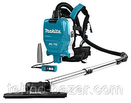 Аккумуляторный пылесос рюкзак Makita DVC261zx11