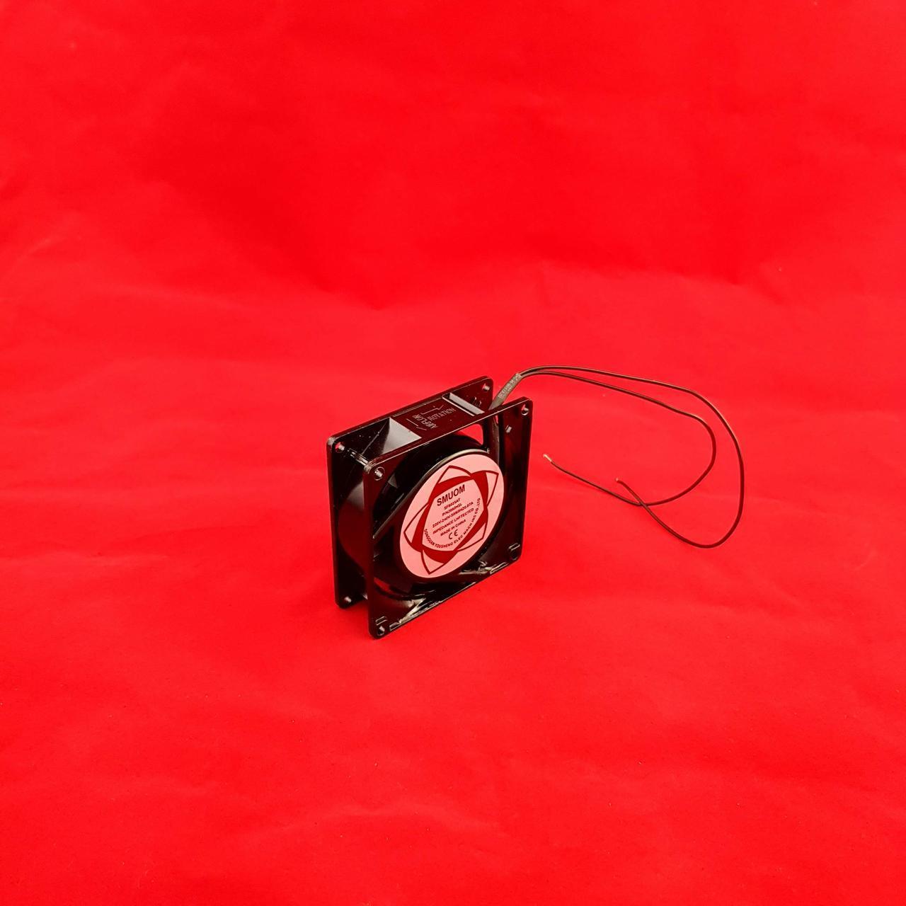 Осьовий вентилятор корпусних 80х80х25мм 220 Вольт SF8025AT