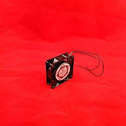 Осевой вентилятор корпусной 80х80х25мм 220 Вольт  SF8025AT