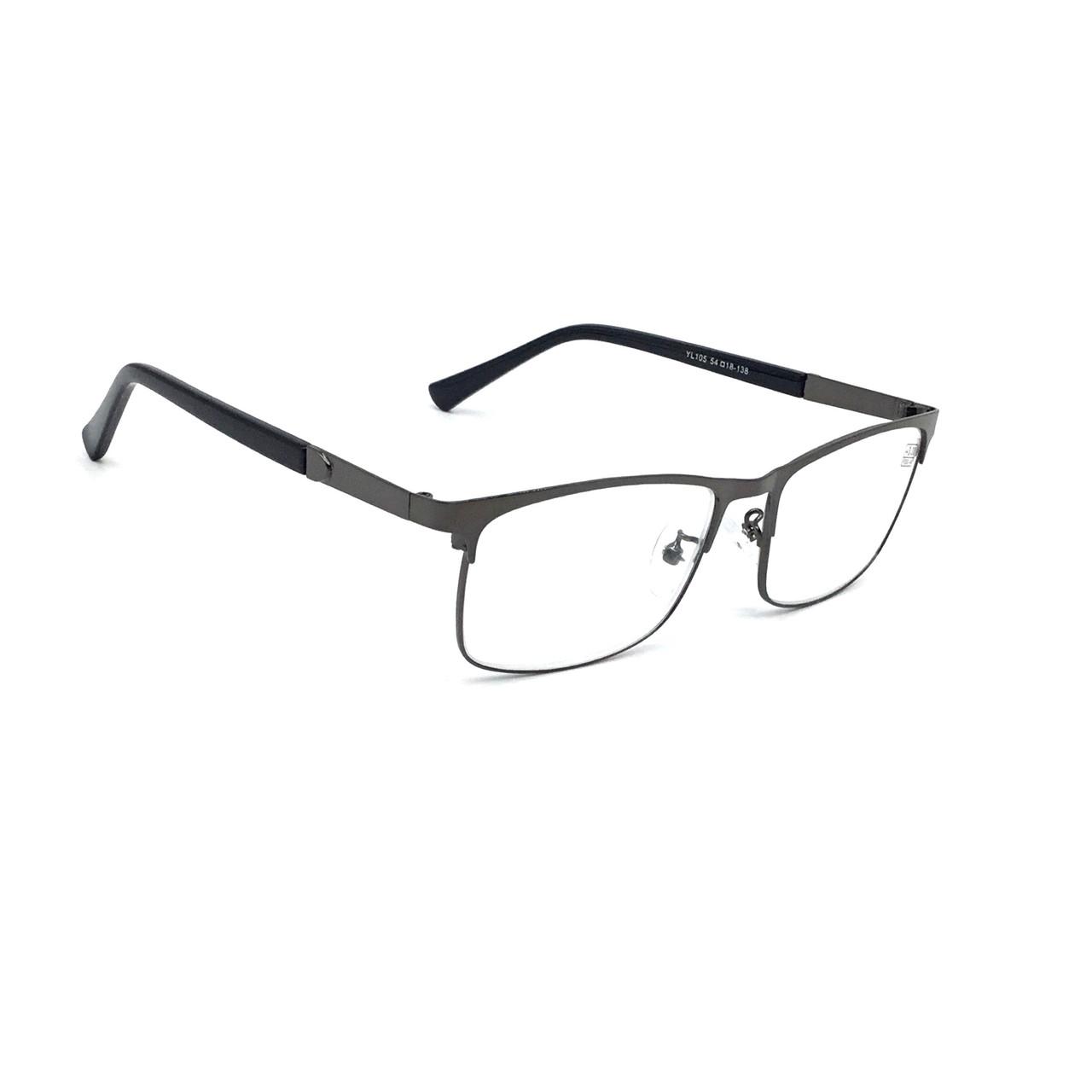 Универсальные очки с белой линзой