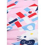 Бафф детский Buff Child Original Hello Kitty Mountain Light Pink, фото 2