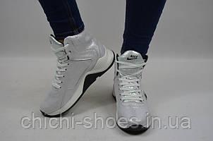 Ботинки женские зимние спортивные SAV CROS 316-1 сатин кожа