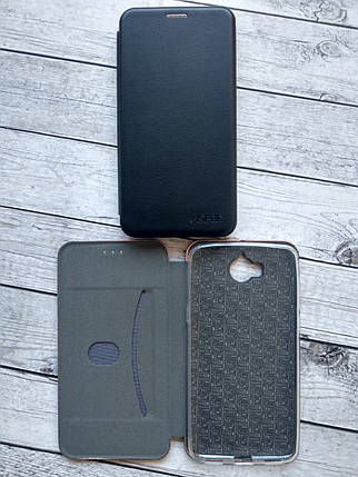 Чехол-книжка Flip Cover для Xiaomi Redmi GO Aspor Black, фото 2