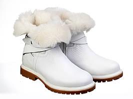 Черевики Etor зимові 6632-2298 білі