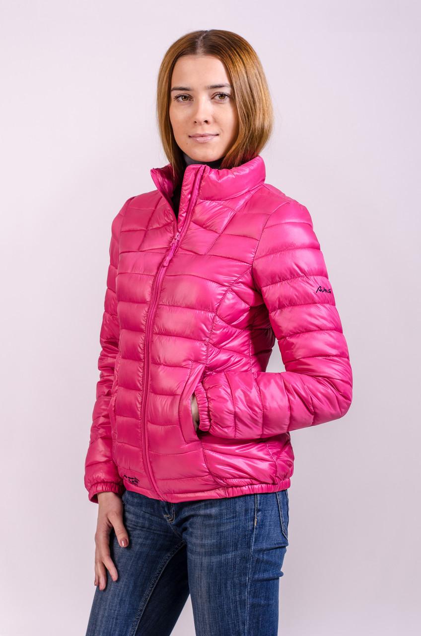 Куртка женская демисезонная Avecs малиновый