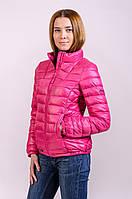 Куртка женская демисезонная распродажа Avecs малиновый 44 (M)
