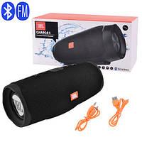 Bluetooth-колонка JBL CHARGE 4, c функцией PowerBank, радио, speakerphone
