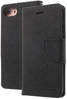 Flip Cover for Samsung A3/A320 (2017) Goospery Black