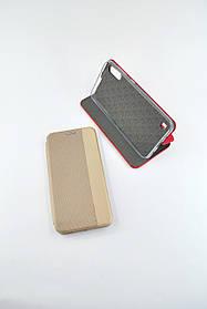 Чохол-книжка для телефону Xiaomi Mi CC9 / Mi A3 G-Case (тканину) Gold