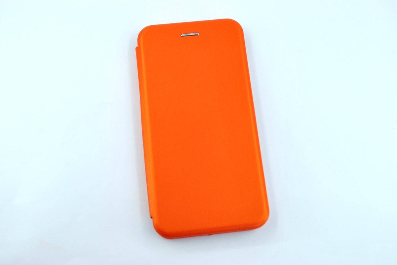 Чехол-книжка Flip Cover Xiaomi Redmi 7 Original Orange