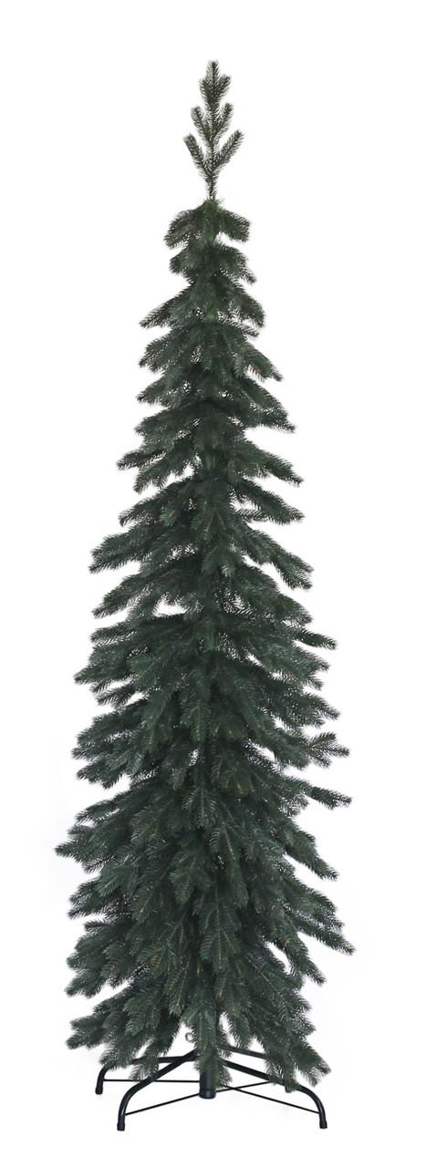 """Новогодняя искусственная елка литая """"Свеча"""" высота 1,80 м"""