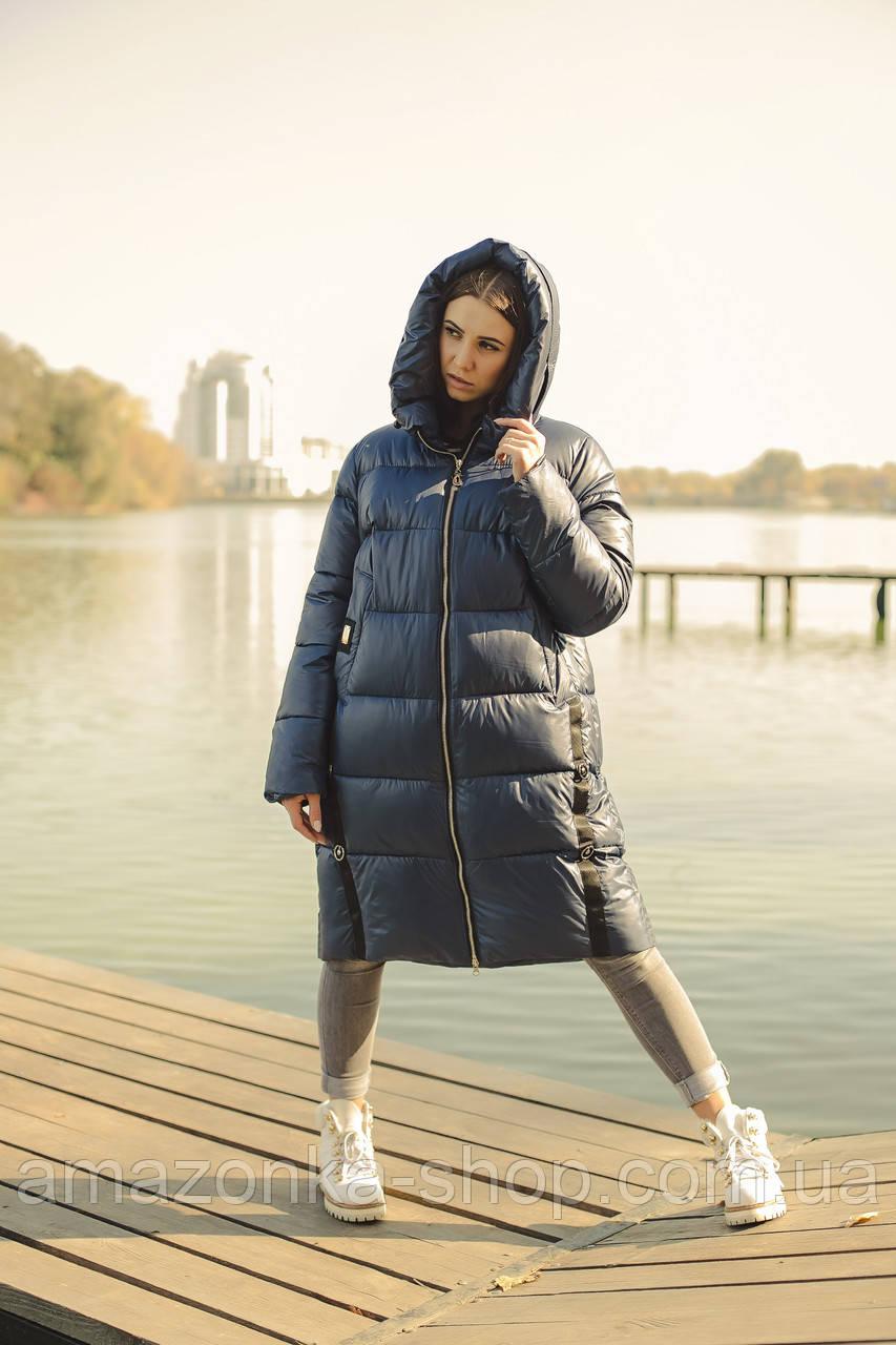 Легкий теплый пуховик для женщин сезон 2020 - (модель кт-024)