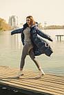 Легкий теплый пуховик для женщин сезон 2020 - (модель кт-024), фото 2
