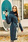 Женское стильное пальто на зиму сезон 2020 - (модель кт-03), фото 2