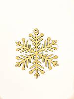 """Новогодний декор """"Резные снежинки"""" 2, LaserBox"""