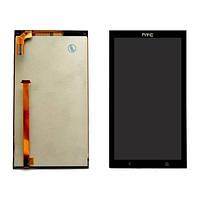 Дисплей HTC Desire 700 з сенсорним екраном Black (High Copy)