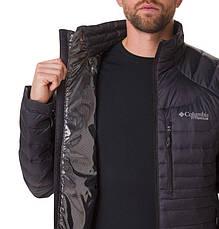 Куртка мужская Columbia Mt. Defiance Down jaket titanum, фото 3