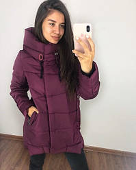 Женская зимняя куртка от 42 до 52 размера