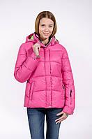 Зимняя куртка женская распродажа Avecs розовый 42 (XS)