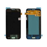 Дисплей Samsung Galaxy J2 J200 з сенсорним екраном Black (Original)