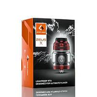 Атомайзер GeekVape Zeus X RTA 25mm 4.5 ml Original   Обслуговується бак для вейпа, фото 7