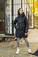 Стильное женское зимнее пальто сезона 2020 - (арт Сабрина к-16)