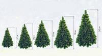 Зимние и новогодние товары (Елки, надувные санки(тюбинги), лопаты снегоуборочные)