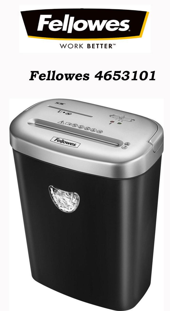 Шредер Fellowes 4653101 Офисный уничтожитель бумаги