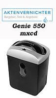 Шредер  Genie 550 MXCD  Офисный уничтожитель бумаги, фото 1