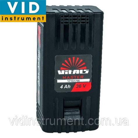 Аккумулятор для пилы Vitals AKZ 3602a, фото 2