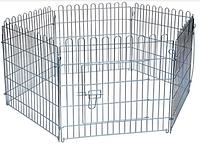 Манеж с дверью Trixie для щенков,котят(6 секций63 × 58 см)