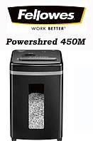 Шредер Fellowes Powershred 450M