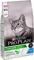 Pro Plan Sterilised Про План 10 кг с кроликом для кастрированных стерилизованных котов
